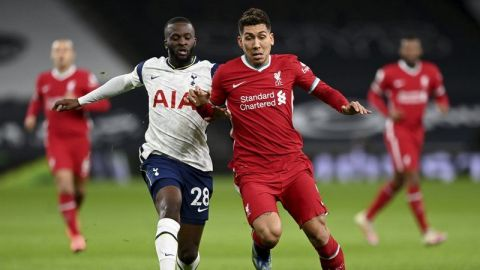 Liverpool pone fin a sequía de gol y se impone ante Spurs