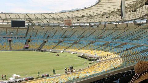 El Maracaná vacío recibe final brasileña de la Libertadores