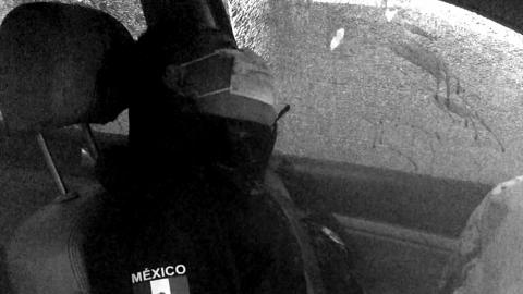 Sicarios en motocicleta matan a agente de la Guardia Nacional en CDMX