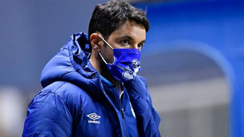 Aguirre es el técnico más destacado que he podido enfrentar: Lamarcón