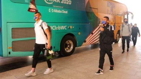 Tigres llega a Qatar para disputar el Mundial de Clubes