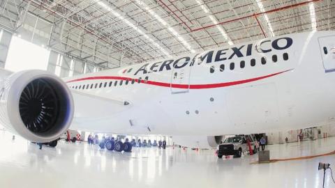 Tras anuncio de Canadá, Aeroméxico suspende vuelos hacia ese país