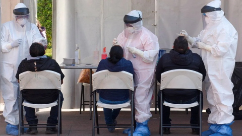 Detectan 4 casos de la nueva cepa Covid en Jalisco