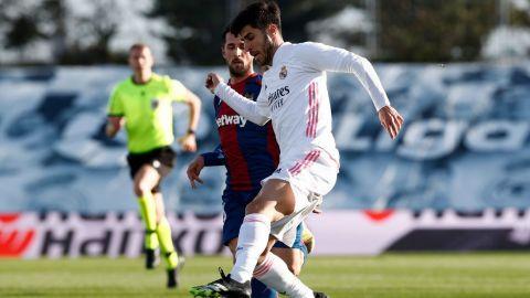 Real Madrid hace el ridículo y pierde en casa ante el Levante