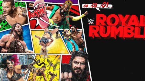 Royal Rumble marca el camino a Wrestlemania 37