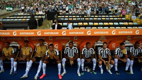 Rompen protocolos sanitarios en la final de la Copa Libertadores