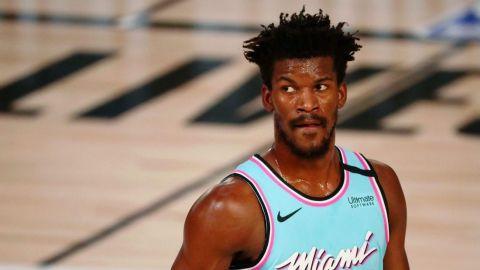 Miami Heat recupera a Jimmy Butler tras una ausencia de 10 partidos