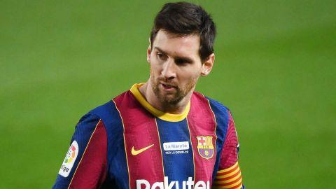 Messi y el contrato más caro de la historia