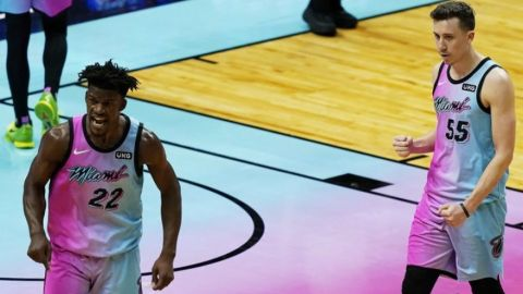 Butler vuelve con 30 puntos; Heat supera a Kings
