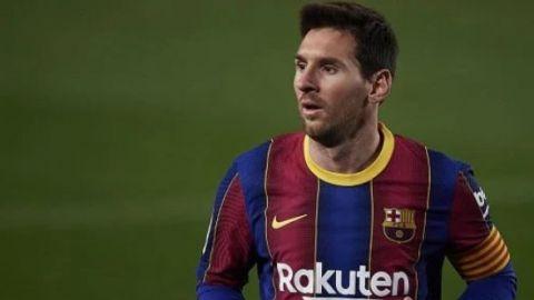 Barcelona demandará a periódico que publicó el contrato de Messi