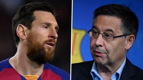 Messi también demandará al periódico que publicó su contrato