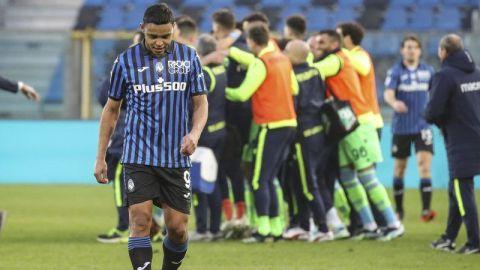 Lazio se desquita de revés en copa al vencer a Atalanta