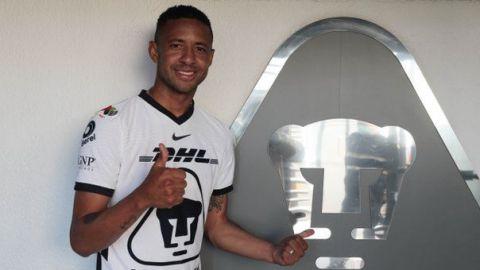 Pumas se refuerza con delantero mundialista panameño