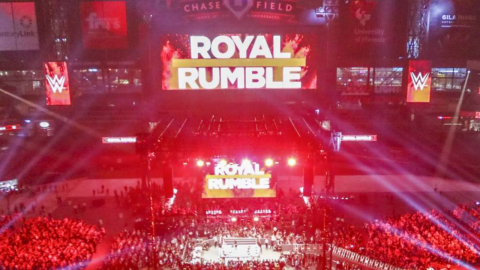Cuándo y dónde ver el Royal Rumble 2021