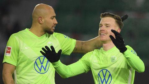 Wolfsburgo se coloca tercero en la Bundesliga