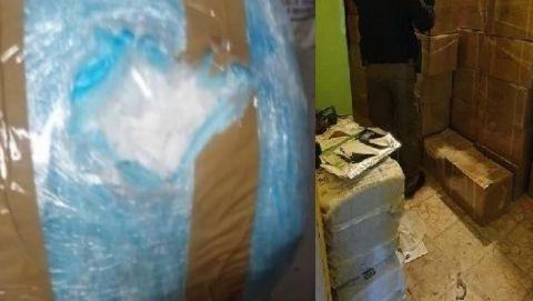 Asegura FGR 5 kilos de metanfetaminas en Tijuana durante enero