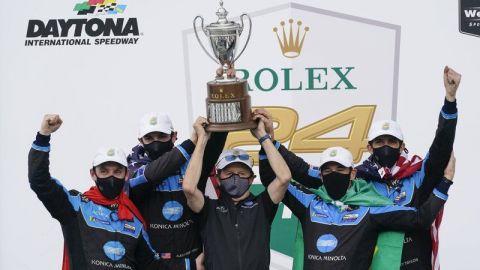 Wayne Taylor Racing gana tercer título Rolex 24 en Daytona
