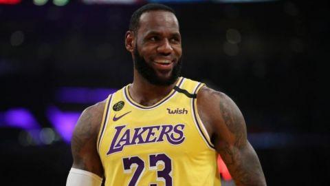 LeBron James, el mejor pagado en 2021