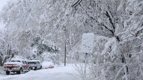Nueva York suspende jornadas de vacunación y clases por tormenta de nieve