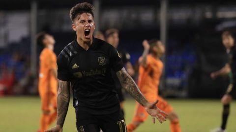 Vela pierde a uno de sus mejores socios en el LAFC de la MLS