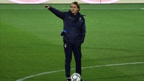 Mancini no cierra las puertas de la selección italiana a Balotelli