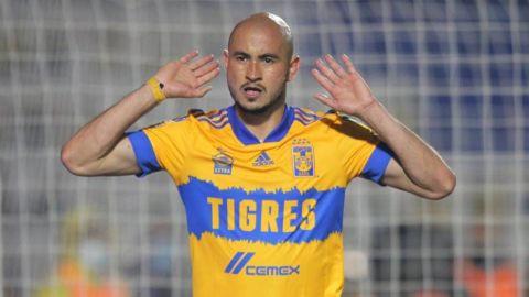 Carlos González está listo para jugar el Mundial de Clubes