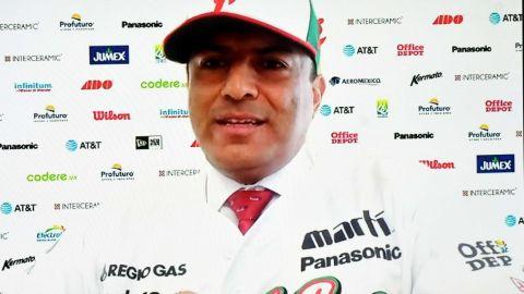 Diablos Rojos del México presenta a Ojeda como nuevo manager