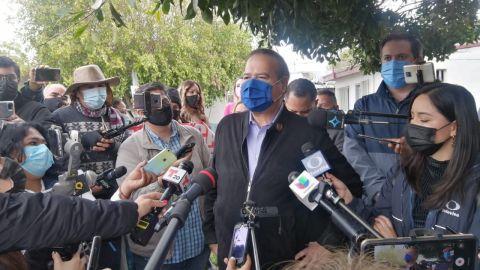 No me voy a meter en el tema de la expropiación al campestre: Alcalde de Tijuana