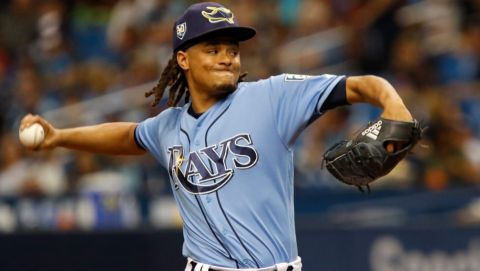 Chris Archer se volverá a vestir de Ray
