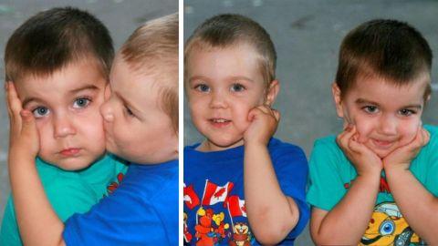 Devuelven a sus gemelos adoptados al enterarse que serán padres biológicos