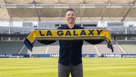 LA Galaxy anuncia a su nuevo cuerpo técnico