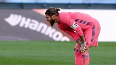 Ramos se reincorpora a los entrenamientos del Real Madrid tras más de dos semana