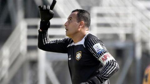 Nelson Ramos, el portero goleador