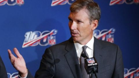 NFL: disminuyen conmociones; mascarillas reducen influenza