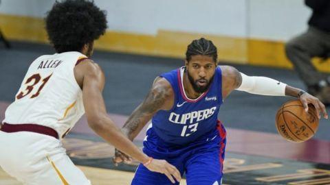 Clippers se valen de triples para aplastar a Cavs