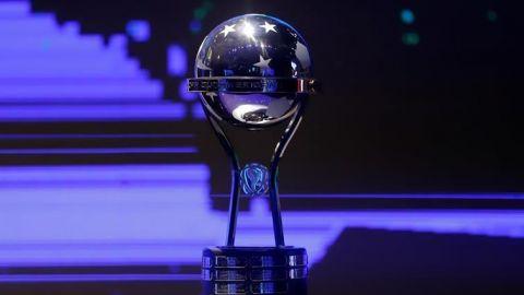 Equipos de ocho países en el sorteo de la Copa Sudamericana, en Asunción