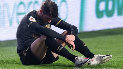 Sergi Roberto se vuelve a lesionar y es duda en Barcelona