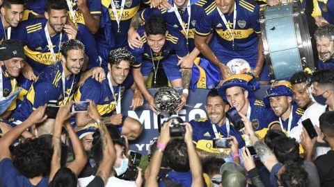 Argentina cambia otra vez formato de liga y nombre de trofeo