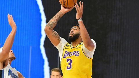 El plan de Davis para que no lo encasillen en la NBA como lanzador de de triples