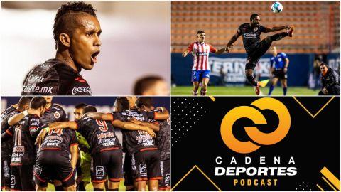 CADENA DEPORTES PODCAST Análisis J5, San Luis vs Xolos: Se escapa el triunfo