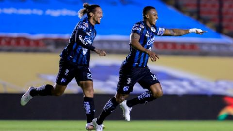Querétaro domina y hunde más a Pachuca