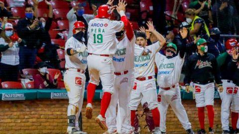 México gana a Venezuela 4-3, define las semifinales