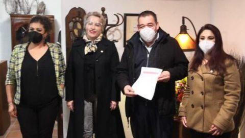 Hijo de Xico Leyva, va por candidatura de MORENA a alcaldía de Tecate