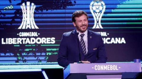 """Domínguez promete un 2021 con """"sobredosis de futbol"""" suramericano"""