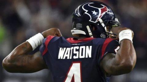 New York Giants descartan una negociación por el quarterback Deshaun Watson