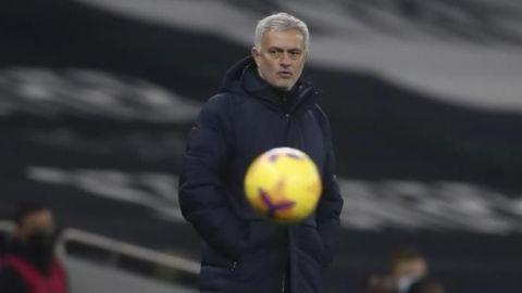 La caduca idea de Mourinho