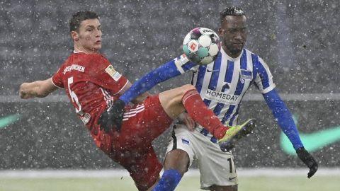 Bayern vence a Hertha y parte al Mundial de Clubes