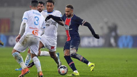 Neymar, duda para el Clásico francés por enfermedad tras su cumpleaños