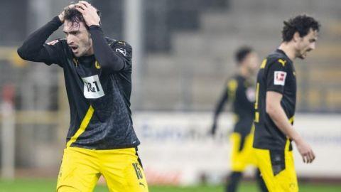 Dortmund sufre otra derrota en la Bundesliga; Leipzig gana