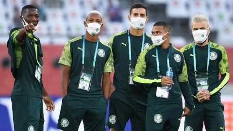 Respeta Palmeiras a Tigres de la UANL